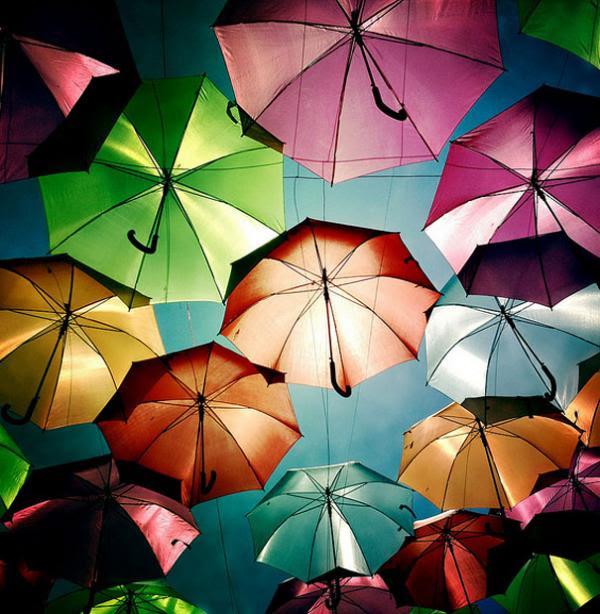 Afbeeldingsresultaat voor art umbrella