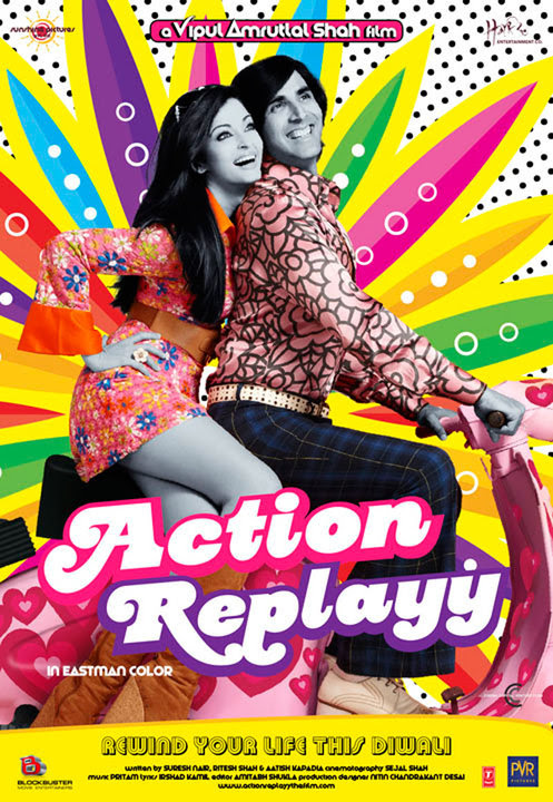 Action Replayy Flop Movie 2010 Top 10 Flop Bollywood Movies in 2010 – 2011
