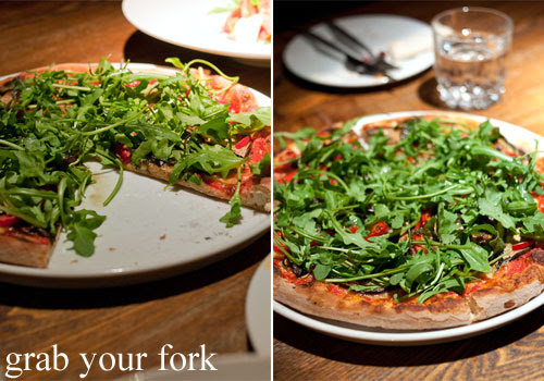 pizza hunky dory social club darlinghurst