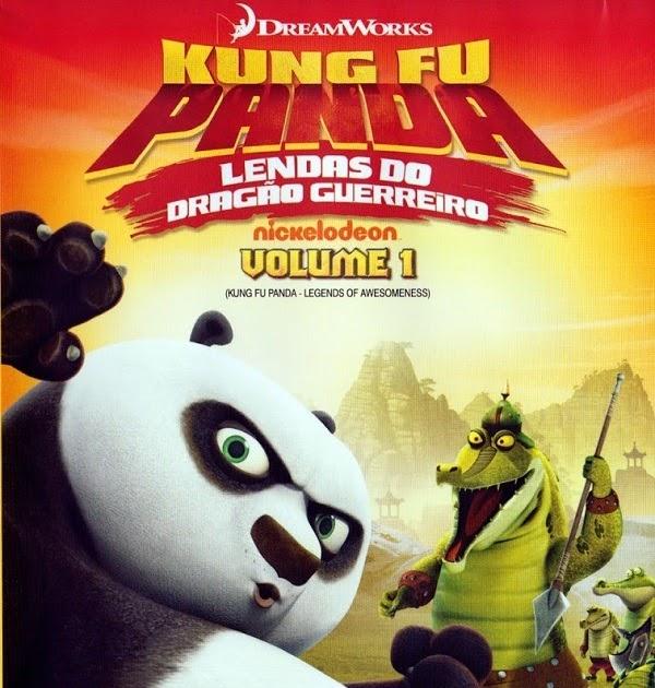 Download Kung Fu Panda: Lendas Do Dragão Guerreiro