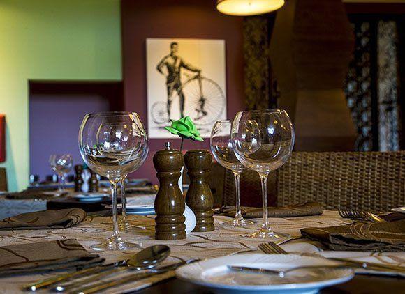 Restaurant en hotel de Cayo Santa Maria. Foto: Ismael Francisco/ Cubadebate.