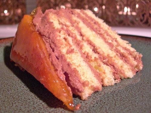 Dobos Torta Slice