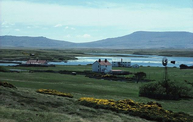 Tensões: Sra. Kirchner nomeou o primeiro embaixador a Londres desde 2008, mas reiterou reivindicação de seu país para as Ilhas Falkland (foto)