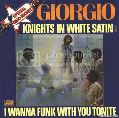 Giorgio Moroder - Nights in White Satin