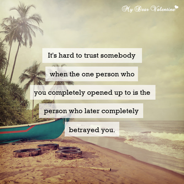 Quotes About Trust We Heart It 17 Quotes