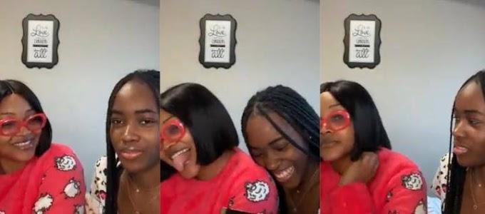Mercy Aigbe's Daughter, Michelle Speaks On Having A Boyfriend