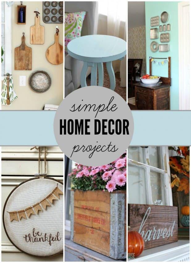 Simple Home Decor Pr