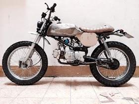 Custom Motor Win 100
