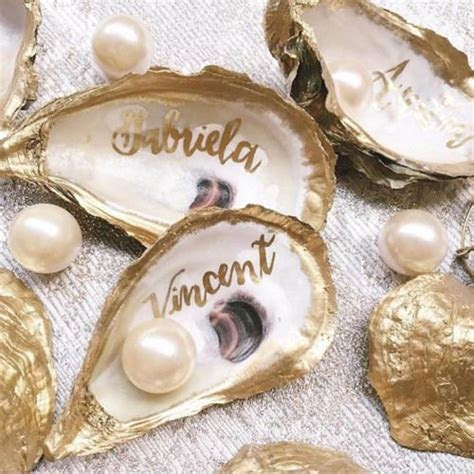 Best 25  Pearl themed party ideas on Pinterest   Bridal