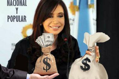 Resultado de imagen para kirchner el mas corrupto