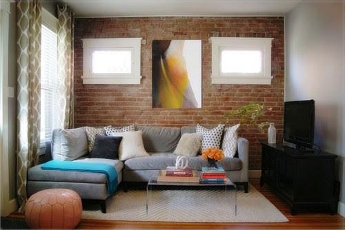 Dicas para decorar salas de estar pequenas