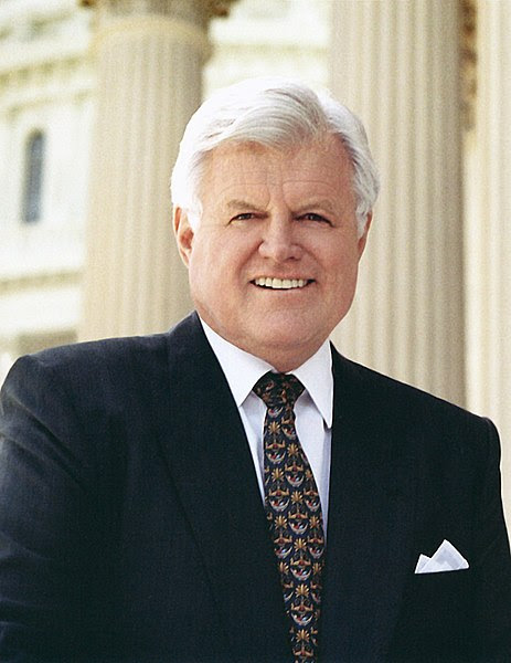 File:Ted Kennedy, official photo portrait crop.jpg