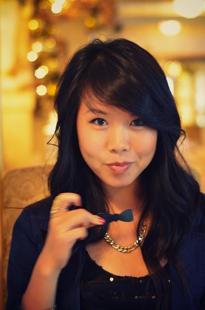 Mini bow-tie