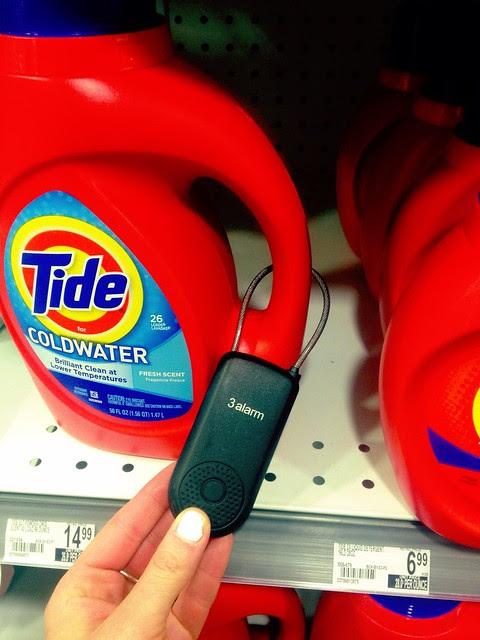 Tide security.