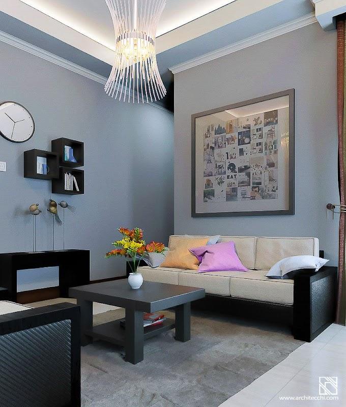 Interior Design Ruang Tamu Kecil | Ide Rumah Minimalis
