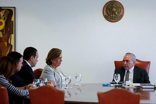 Presidente Temer assegura R$ 70 milhões para infraestrutura em Mossoró