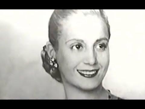 Eva Perón: Intimate Portrait