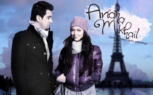Sinopsis Poster Ariana Mikhail