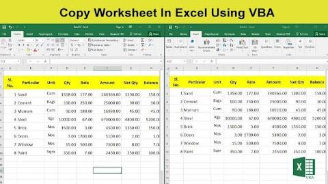 81+ Excel Worksheet Methods