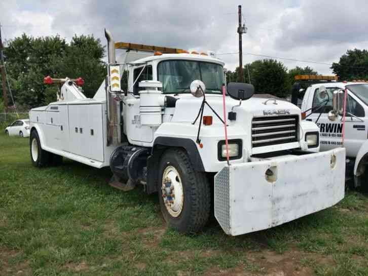 Mack Rd688s Wiring Diagram