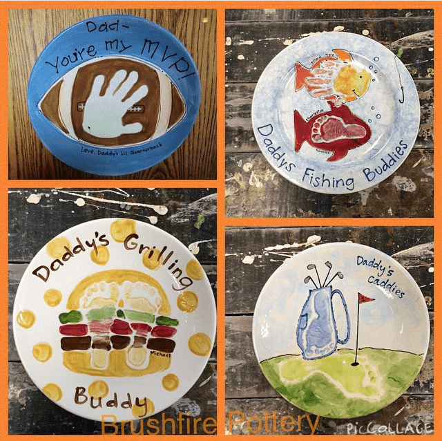 5 Great Paint Your Own Pottery Ideas For Fathers Day Create It