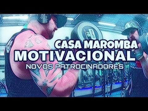 CASA MAROMBA MOTIVACIONAL ACADEMIA APRESENTAÇÃO DOS NOVOS PATROCINADORES