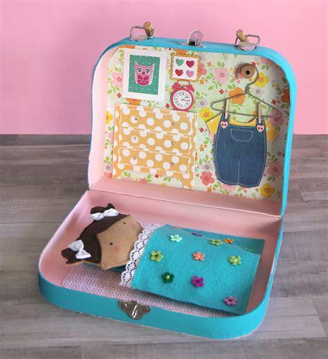 diy suitcase miniature dollhouse tutorial  craft patch