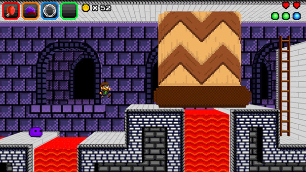 Another Castle is coming along pretty nicely screenshot
