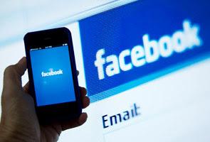 Padah cinta 'kekasih Facebook'