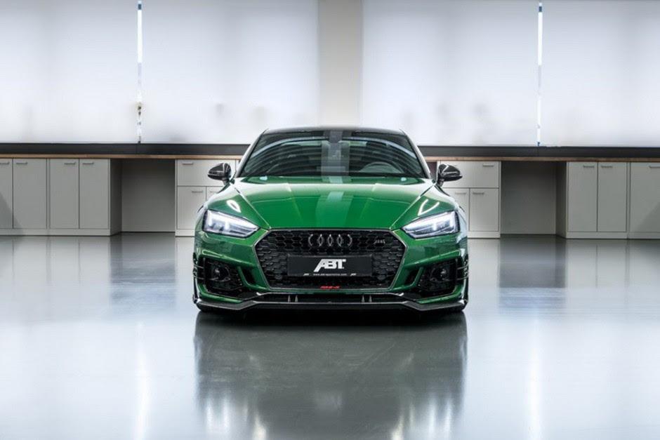 Audi RS5R ABT Sportsline : une Audi RS5 de 530 ch !  Photo 5  Largus