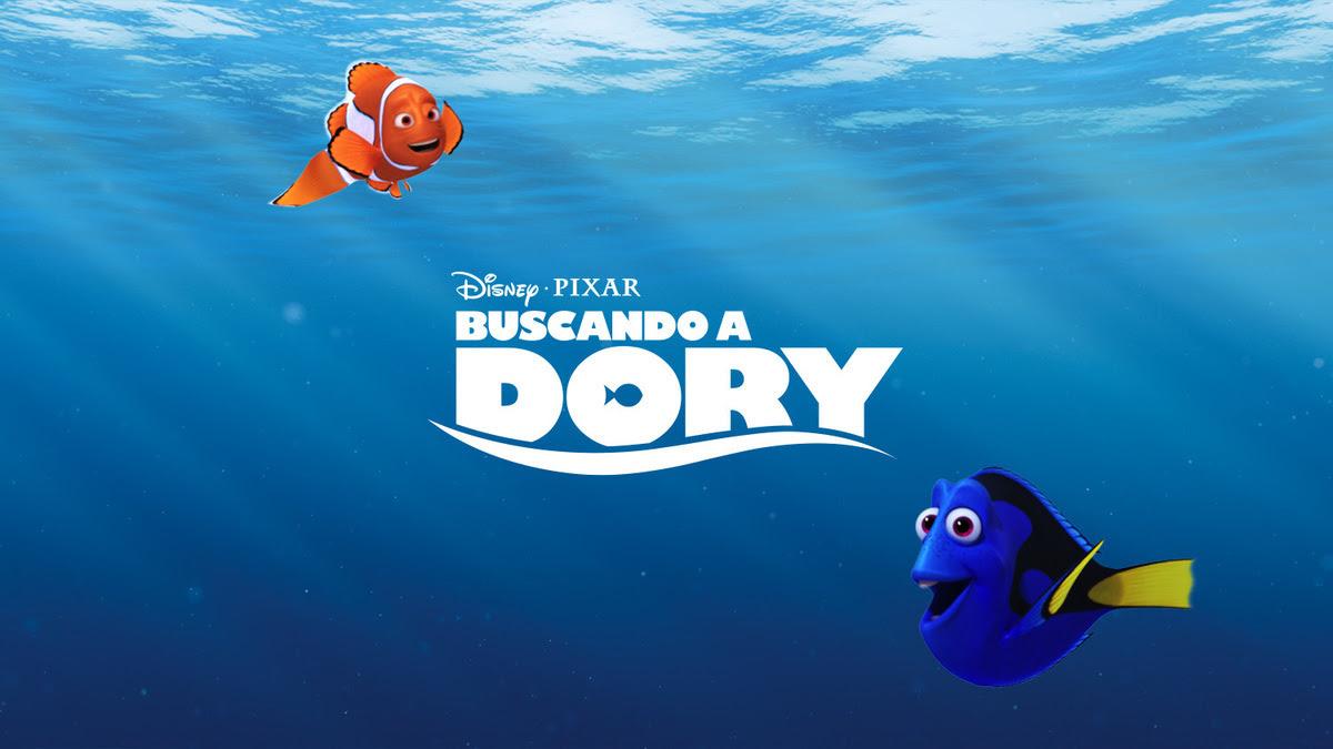 Resultado de imagen para buscando a Dory hd