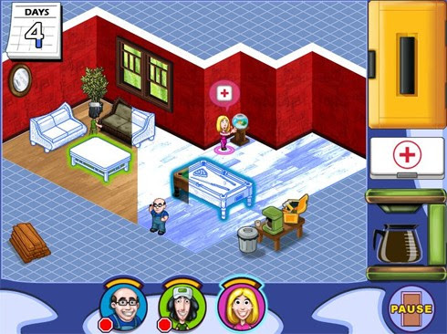 Casual decorating game Home Sweet Home coming to WiiWare | Joystiq