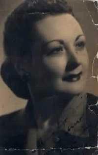 María Luisa Rendón.