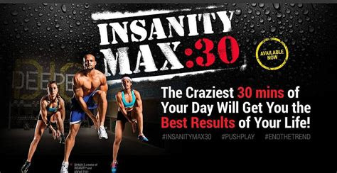 insanity max  review week  imaxedout  bewitchin