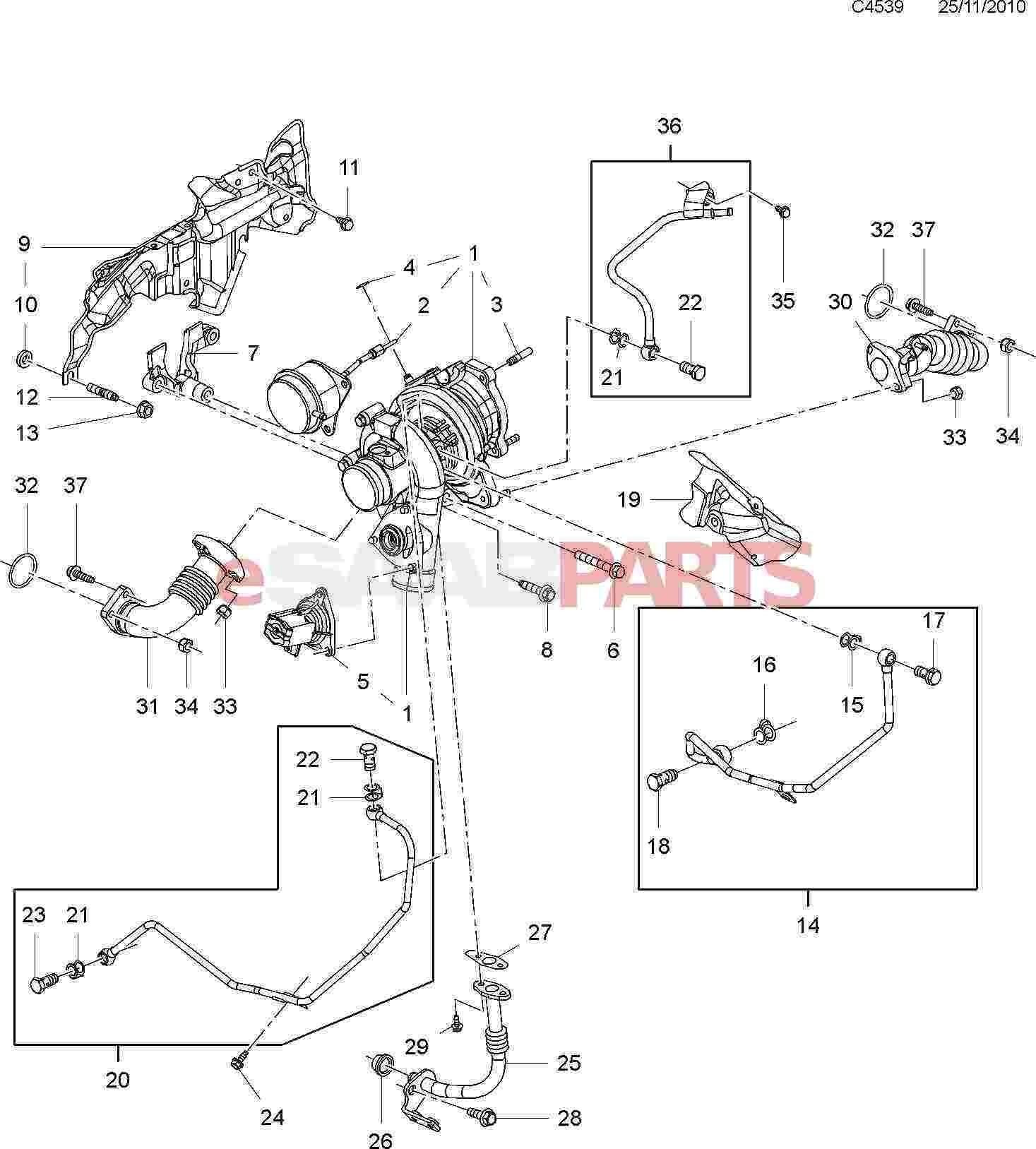 081 2001 Saab 9 5 Wiring Diagram Wiring Library