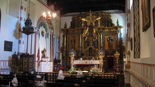 San Fernando Mission - Old Mission Church