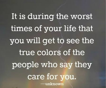 Peoples True Colors Inspirational Quote Spirituality Babamail