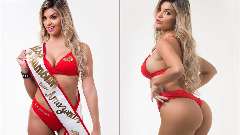 Miss Bumbum 2014 Amazonas - Mundo Nerd Info