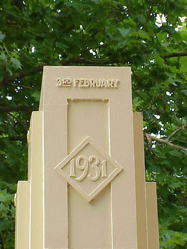 Earthquake Memorial, Napier