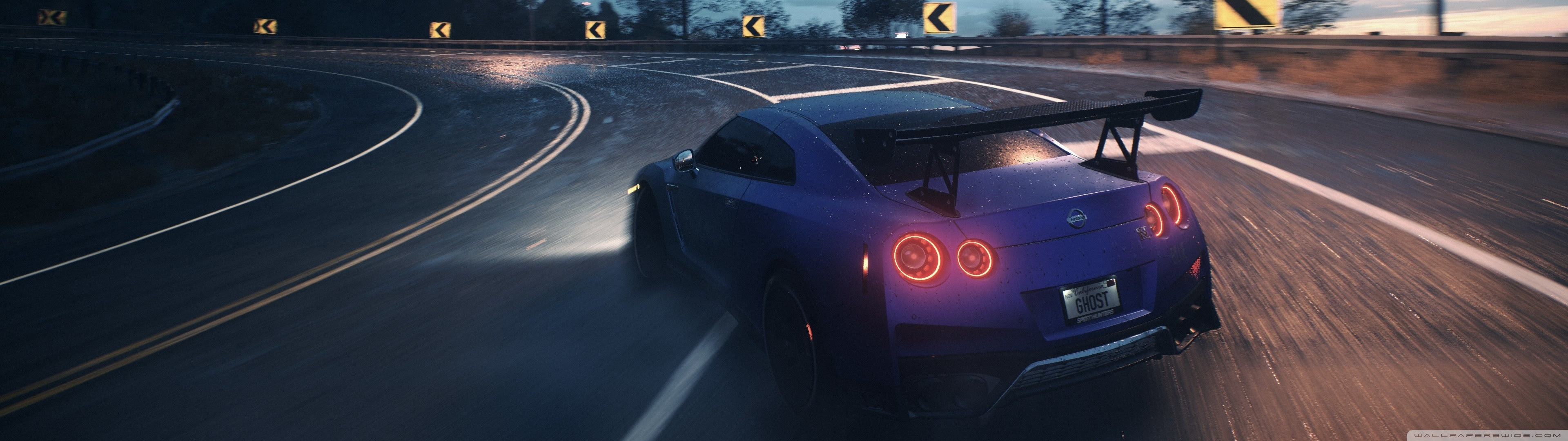 Need For Speed 2015 Ultra Hd Desktop Background Wallpaper For