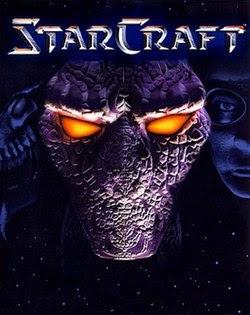 The box art of StarCraft