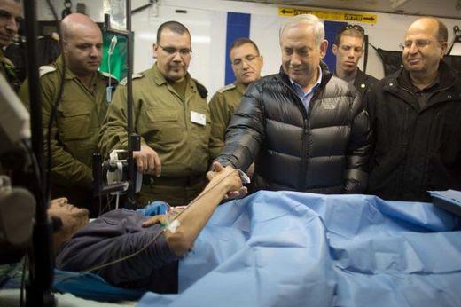 Netanyahu_mercenario_herido