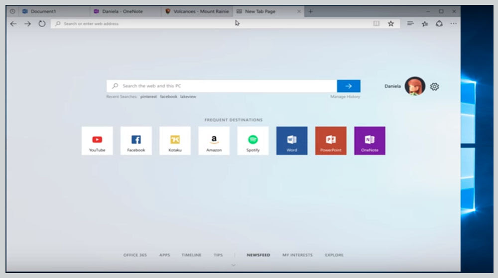 Windows Sets Wants to Keep Your Workspace Organized By Making Tabs for Desktop Views