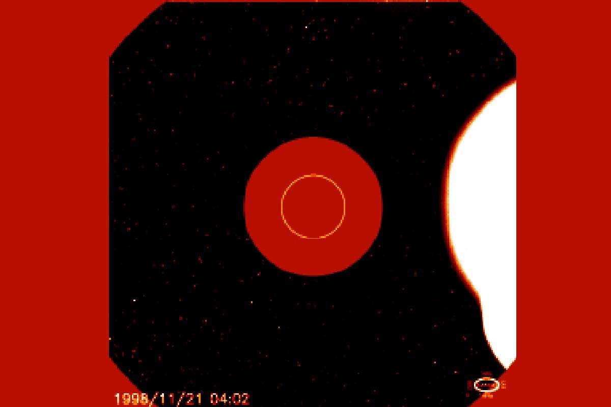ORCA NASA SOHO 7
