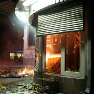 Food Stamp Riots? Nation's Largest Food Bank Sees Falling Skies Over Expired Food Stimulus