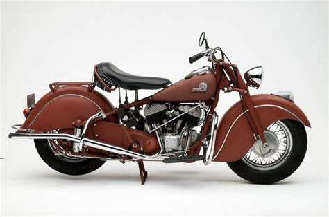 INDIAN Chief   1946, 1947   autoevolution