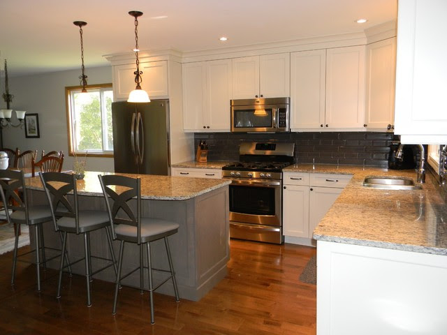 Smartly Tailored - Traditional - Kitchen - other metro ...