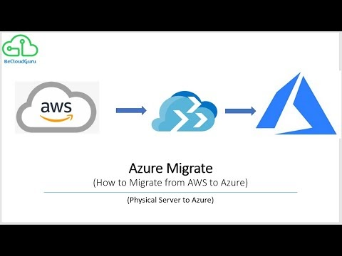 How to Migrate to Azure Step by Step, How to Migrate from AWS to Azure
