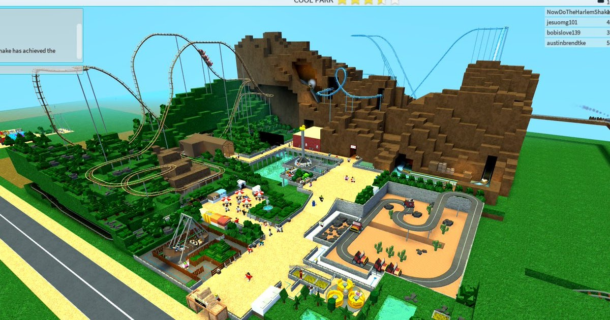 Roblox Theme Park Tycoon 2 Free