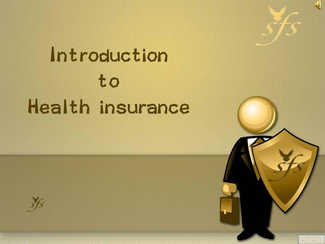 Introduction to Health Insurance |authorSTREAM